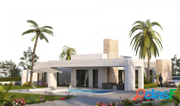 Villa de lujo en plena naturaleza.