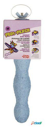 Vision Percha de Cemento para Pájaros Mediana 21.5 cm