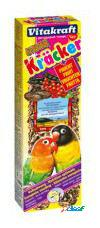 Vitakraft Barritas Agapornis De Miel Para pájaros