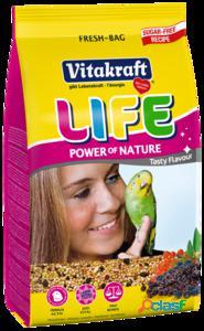 Vitakraft Menú Life Para Periquitos 800 gr Con Vitaminas