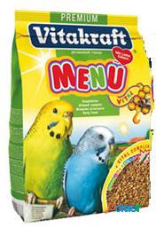 Vitakraft Menu Periquitos con Vitaminas 500 GR