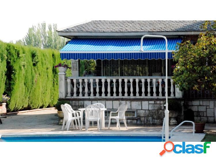 Vivienda en Cigales (Valladolid). La vivienda tiene 3