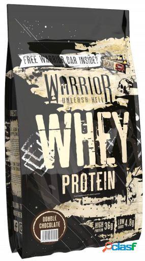 Warrior Suero de leche Doble Chocolate 1000 gr