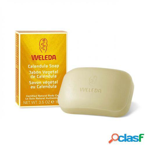Weleda Jabón Vegetal de Calendula 100 gr 100 gr