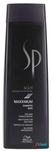 Wella Professionals Sp Men Champú Maxximun 250 ml 250 ml