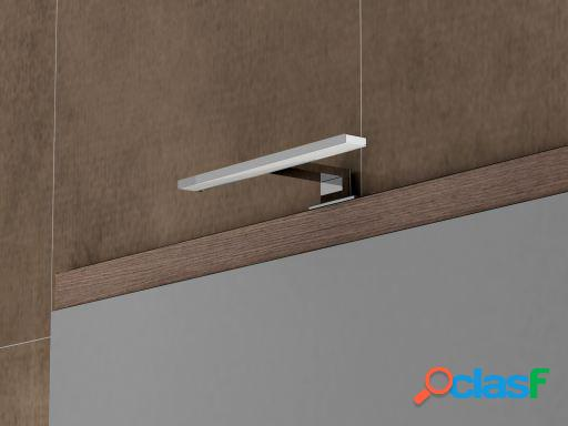 Wellindal Aplique led para baño Esther Luz Fria