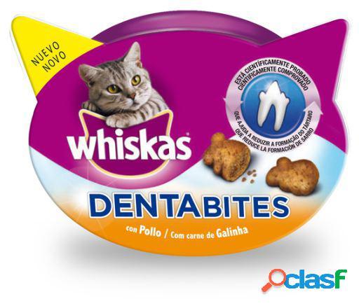 Whiskas Dentabites con Pollo para Gatos 50 GR