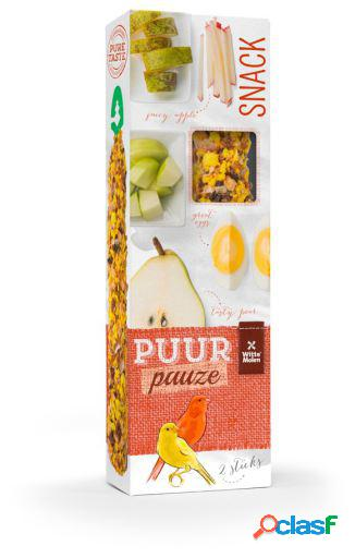 Witte Molen Puur Barritas Frutas Y Huevo (Canarios) 60 gr 60