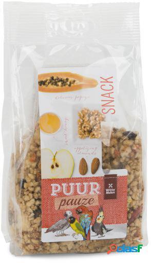 Witte Molen Puur Crumble Pajaros Fruta Y Nueces 200 gr 200