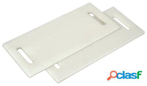 Wolfcraft Protectores de cinta para tensores de cinta