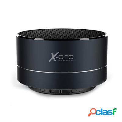 X-One Abt1000Ds Altavoz portátil Bt mSd Ml Negro, original