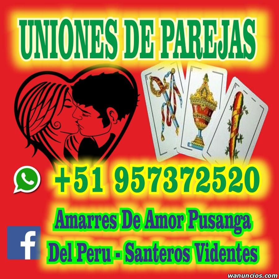YO TE AYUDO A NO PERDER TU PAREJA - UNIONES ACA - Madrid