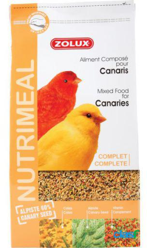Zolux Nutrimeal Alimento Canario 800 GR
