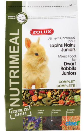 Zolux Nutrimeal Alimento Conejo Baby 800 GR