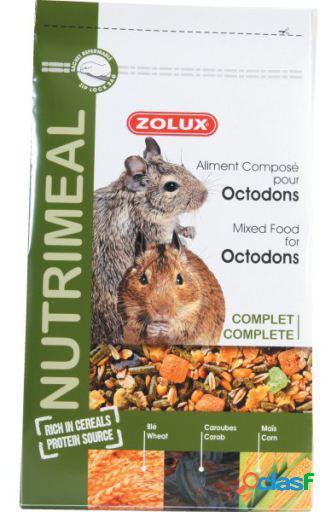 Zolux Nutrimeal Alimento Octodon 800 GR