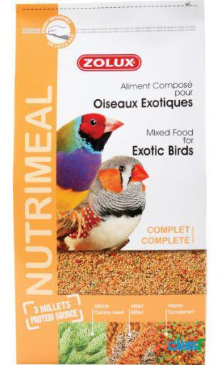 Zolux Nutrimeal Alimentoi Exotico 800 GR