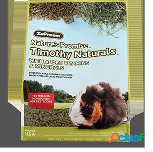 ZuPreem Cobaya Pellets Timoty Naturals 2.25 KG