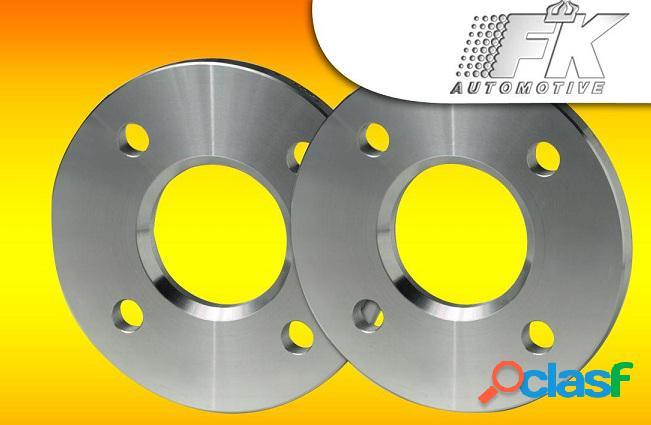separadores 10 mm sistema A para Skoda Favorit/Forman