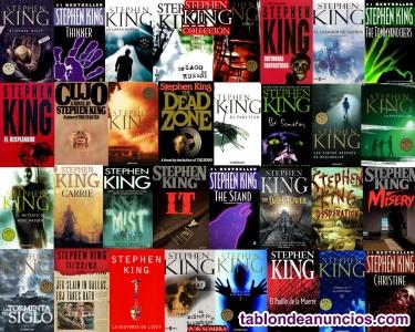 73 libros de stephen king