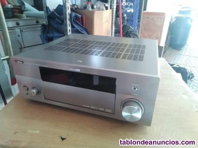 Amplificador yamaha-radio-video