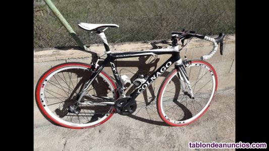 Bicicleta colnago cx1 de carbono de carretera