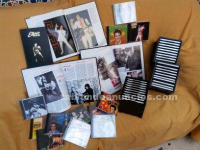 Coleccion completa de elvis presley en 42 cds