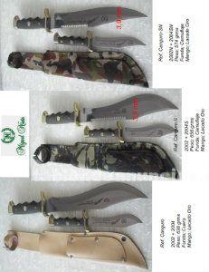 Cuchillos deportivos