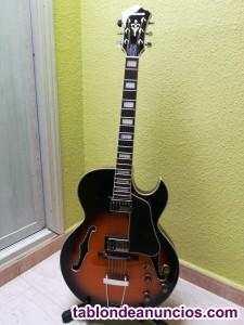 Guitarra electrica ibanez akj-95