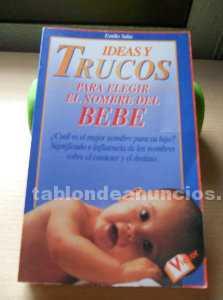 Ideas y trucos elegir el nombre del bebe