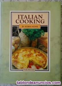 Italian cooking by robin howe, penguin books,