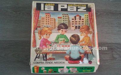 "Juego ""la paz"", de juguetes mediterráneo"