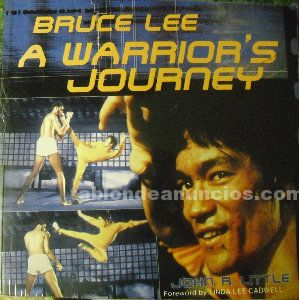 Libro americano ''bruce lee. A warrior's journey'' ()
