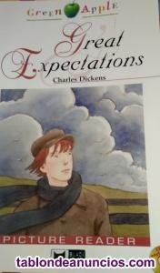 Libro de ingles great expectation