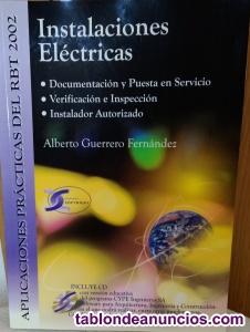 Libro de instalaciones eléctricas