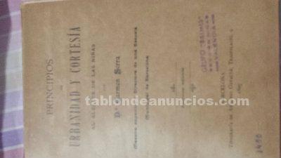 Libro de primera edicion firmado por la autora