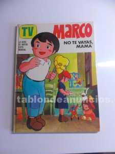 Marco: no te vayas mama