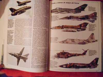Oferta enciclopedia aviones de guerra
