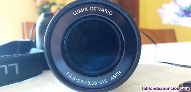 Panasonic lumix dc-fzmp wifi negra
