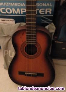 Se vende guitarra española