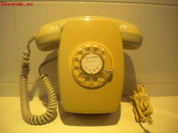 Telefono Heraldo de Pared años 70