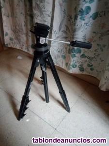 Trípode para fotografía y vídeo