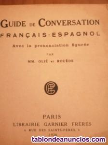 Vendo libros antiguos de idiomas