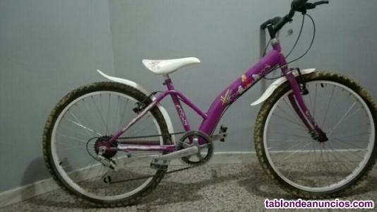 Venta bicicleta niña