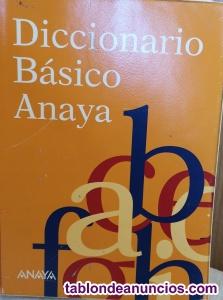 """""""diccionario básico anaya"""""""