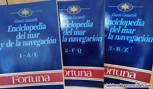 ¨enciclopedia del mar y de la navegación¨