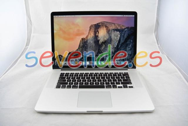 Apple MacBook Pro 15 Retina 2 3GHz Quad Core
