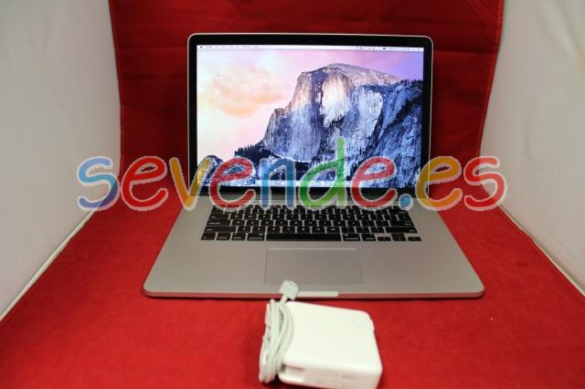 Apple MacBook Pro 15 Retina 2 5GHz Intel Core