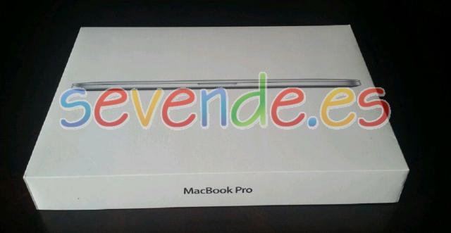 Apple MacBook Pro Retina 15 Quad Core i7 16Gb