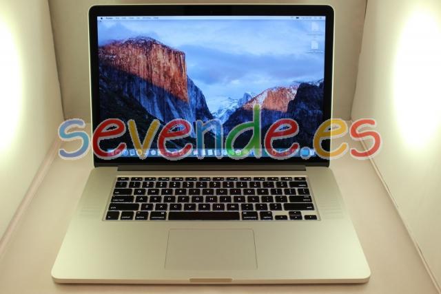 Apple MacBook Pro Retina GHz Core i7 51