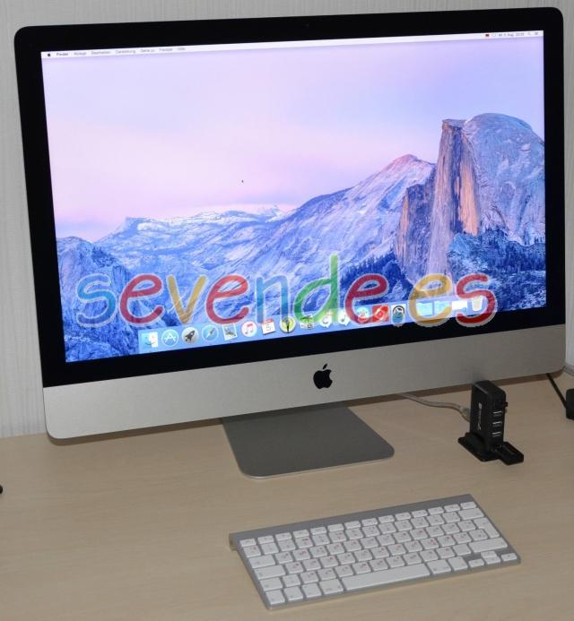 Apple iMac 27 mediados Retina Display 5K Inte